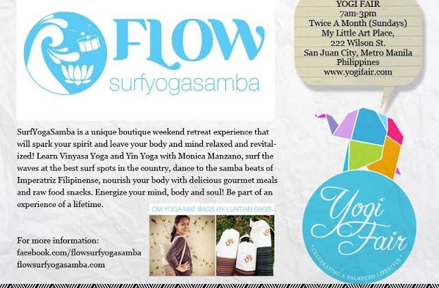 Flow at the Yogi Fair!
