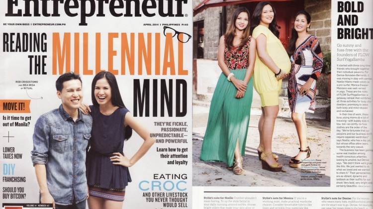 Entrepreneur Magazine Feature