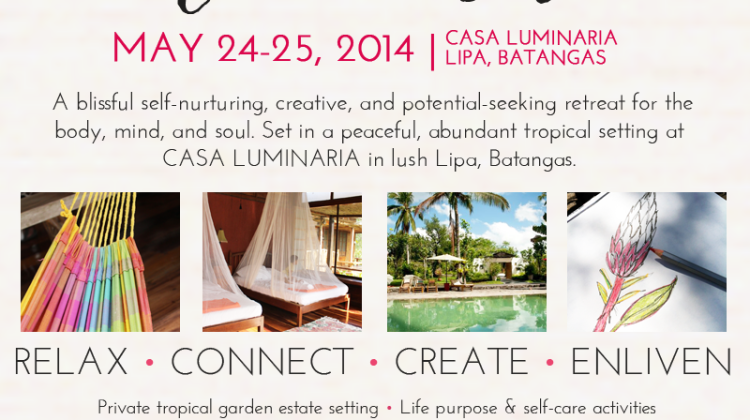 The Life-Bliss Weekend: A Creative, Life-Purpose Defining Retreat For Women This May 24-25