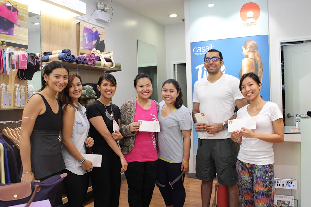 Flow Mystery Tour at Aura Athletica