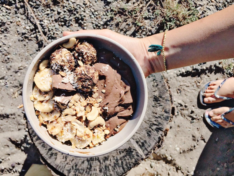 chocolate makai bowls la union
