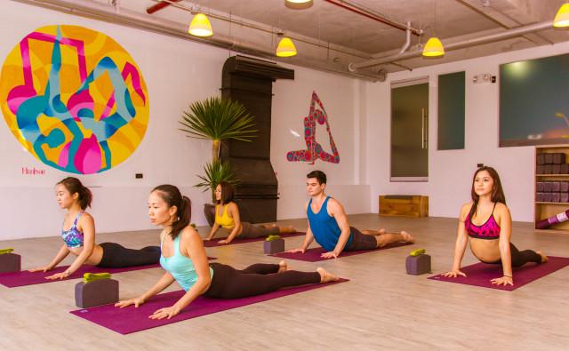 life yoga studio philippines