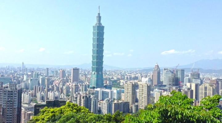 Urban Nature Retreat – Taipei Taiwan – November 26-30