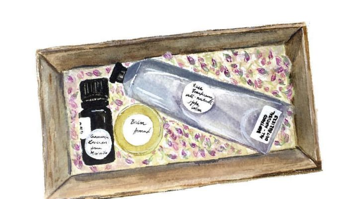 9 All Natural Skincare Products From The BodyFood Buddies Mini Market