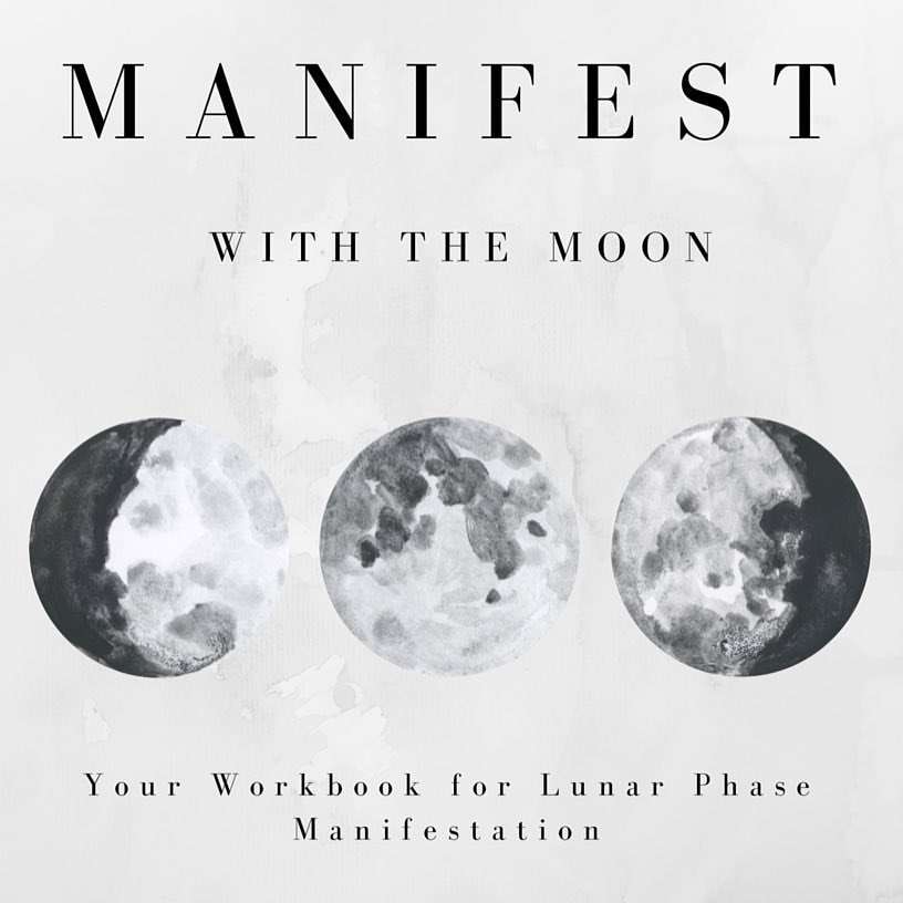 manifest with the moon