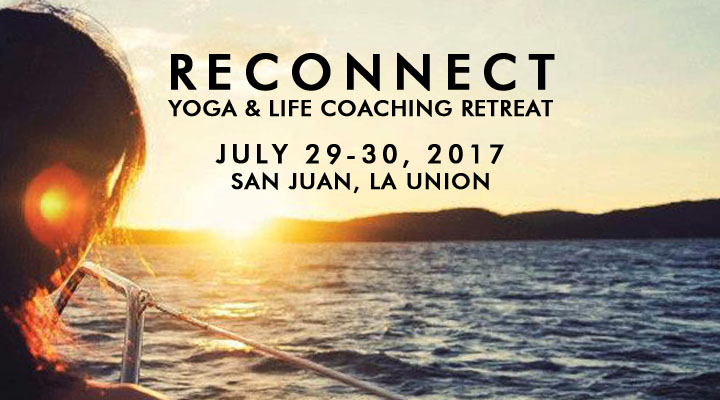 Reconnect Yoga & Life Coaching Retreat – July 29-30