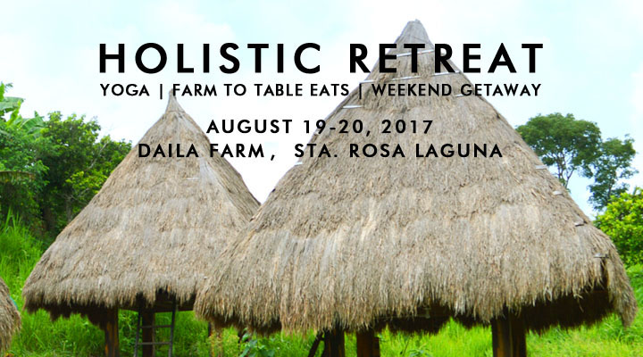 Holistic Retreat – Daila Farm – August 19-20