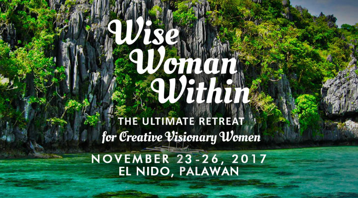 Wise Woman Within: The Ultimate Retreat for Creative Visionary Women – November 23-26