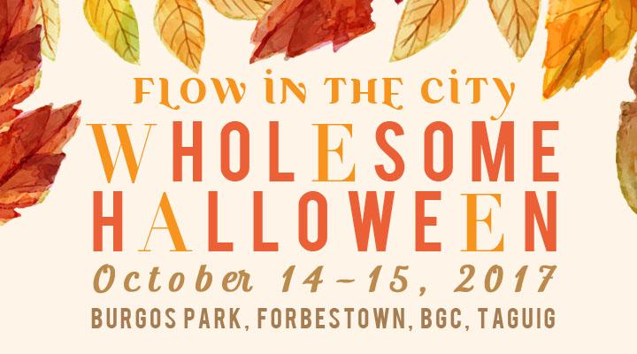 Wholesome Halloween Weekend Market – October 14-15