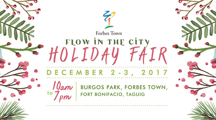 Holiday Fair Weekend Market – December 2-3