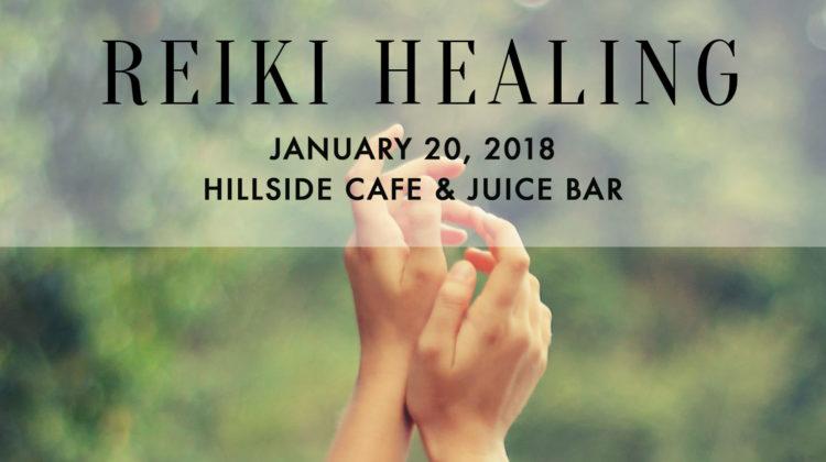 Reiki Healing – January 20