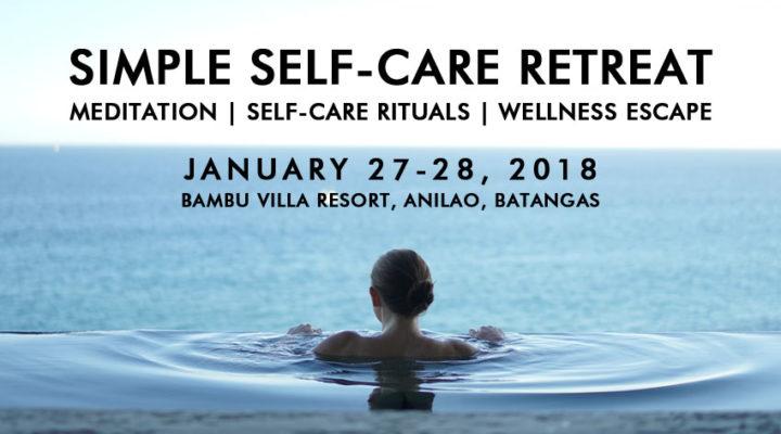 Simple Self-Care Retreat – January 27-28