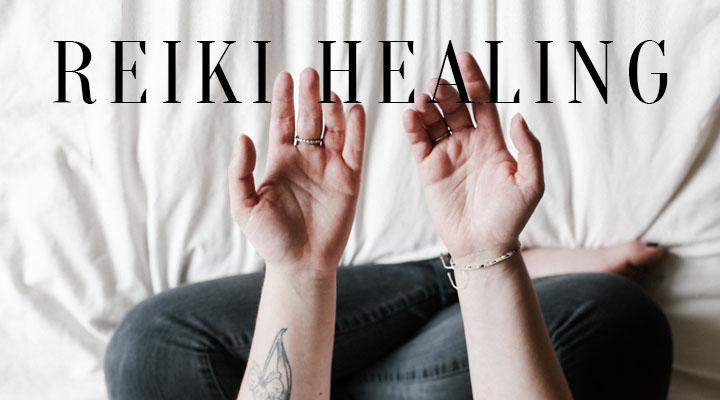 Reiki Healing – December 16