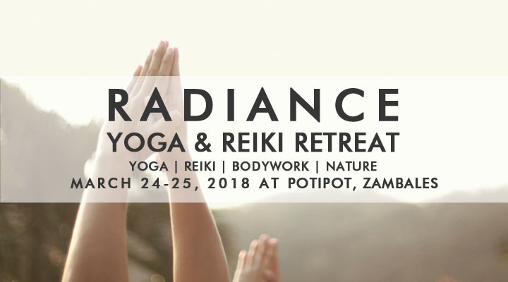 Radiance: Yoga & Reiki Retreat – March 24-25