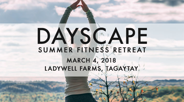 Dayscape: Summer Fitness Retreat – March 4