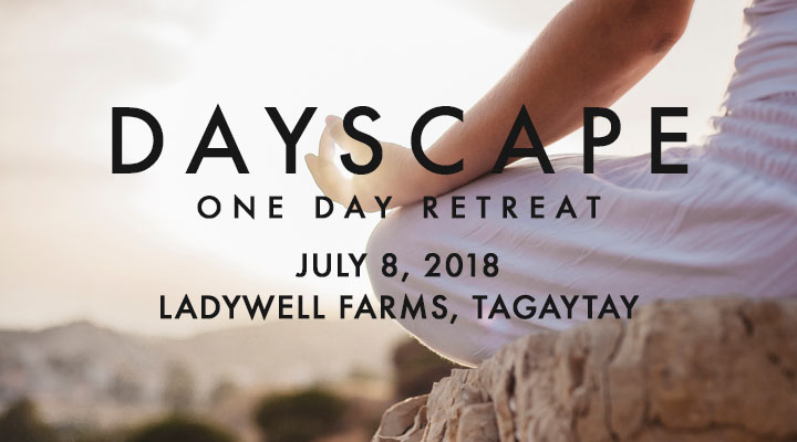 Dayscape One Day Retreat – July 8