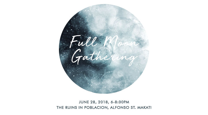 Full Moon Gathering – June 28