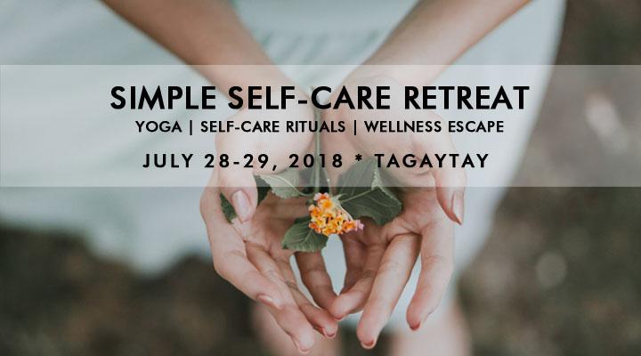 Simple Self-Care Retreat – July 28-29